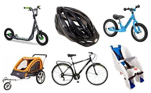 Up to 50% Off Bikes & Gear from Pacific ~ Schwinn, Mongoose, InStep **Today Only**