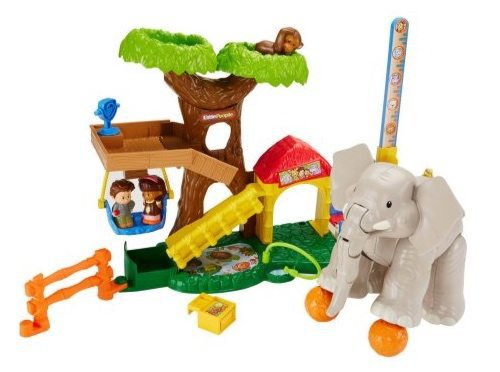 Fisher-Price Little People Big Animal Zoo Only $14 <br>(Was $40)