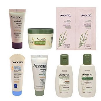 Aveeno Sample Box $7.99 + $7.99 Amazon Credit - Like FREE!