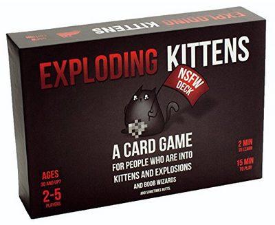 Exploding Kittens Game + FREE $10 eGift Card ONLY $20