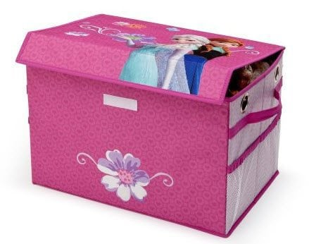Disney Frozen Fabric Toy Box ONLY $5.99 (Was $20)
