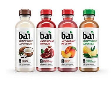 Bai Mountainside Antioxidant Infused Beverages 12-Count $14.48 Shipped **Only $1.21 Each**