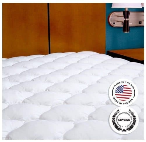 Up to 30% Off Extra Plush Mattres Pad **Today Only**
