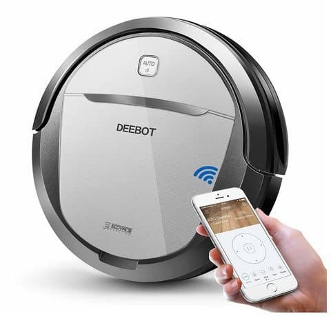Up to 42% Off Ecovacs Robotic Vacuum Cleaners **Today Only**