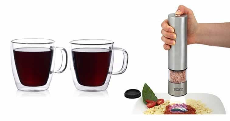 Up to 46% Off Eparé Kitchen Gadgets & Glassware **Today Only**