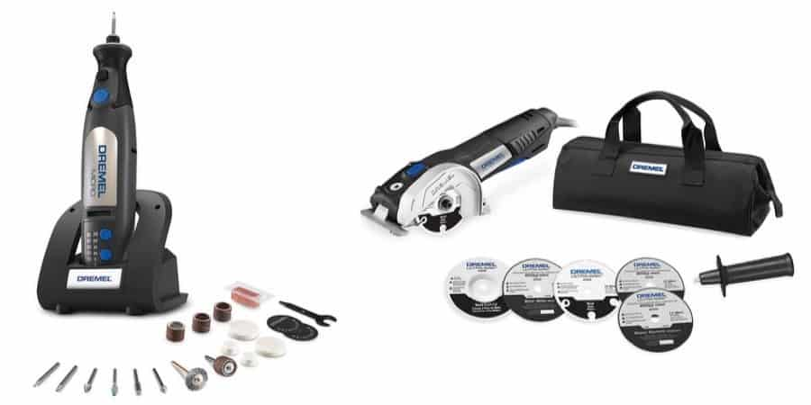 Dremel Micro Rotary Tool Kit with 18 Accessories $79.99 & Dremel Ultra-Saw Tool Kit $96.75 **Today Only**