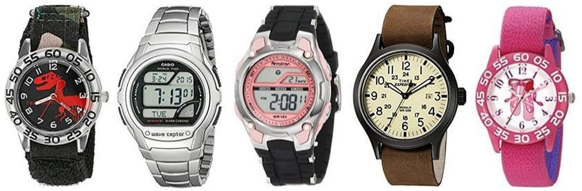 Up to 62% Off Watches for Men, Women, and Kids **Today Only**