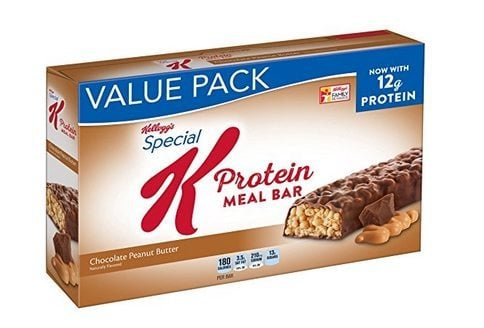 Special K Protein Meal Bars 12-Count $4.94 Shipped **Only 41¢ Per Bar**