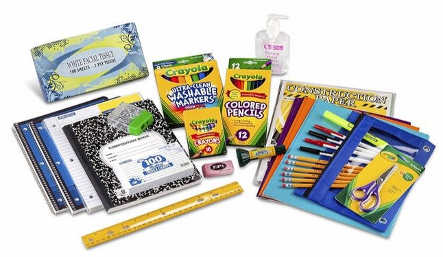 Up to 68% Off Crayola Sets ~ Back to School Deals **Today Only**