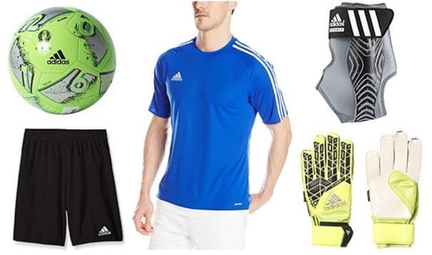 Up to 50% Off Adidas Soccer Gear & Apparel **Today Only**