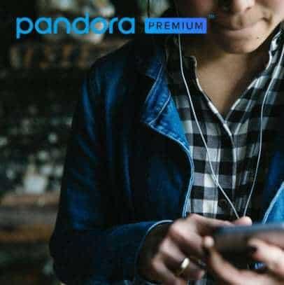 Free Three-Month Subscription to Pandora Premium