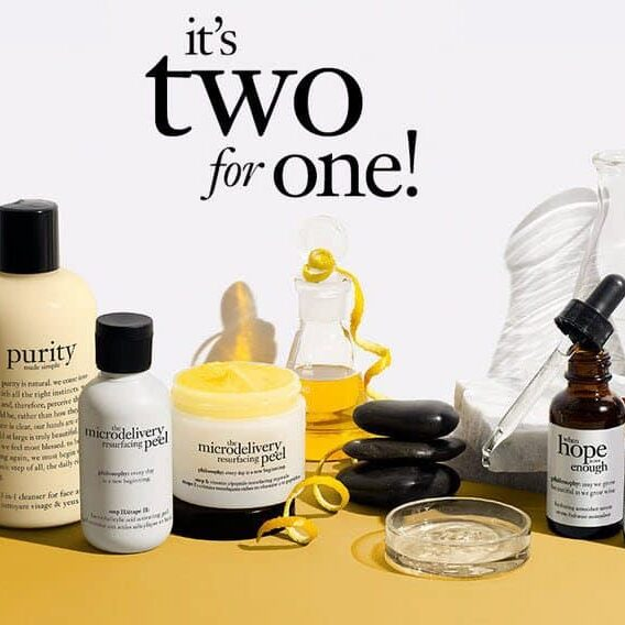 Philosophy Buy One Get One FREE Site Wide **RARE**