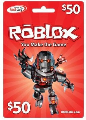 $50 Roblox Gift Card Only $40.50 | SwagGrabber