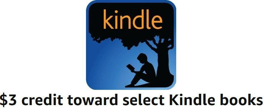 $3 Credit Toward Select Kindle Books = FREE Romance Novels!