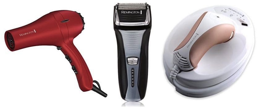Up to 40% Off Remington Products **Today Only**