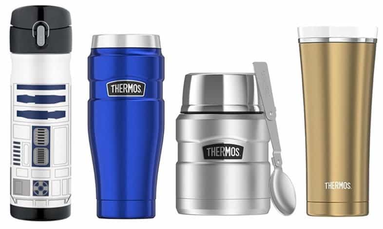 Up to 48% Off Thermos Insulated Tumblers, Beverage Bottles and Funtainers **Today Only**