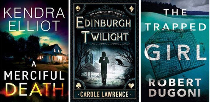 Up to 88% Off Mystery, Thriller & Suspense Books on Kindle