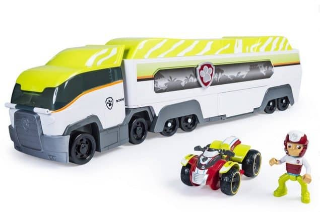 Paw Patrol Jungle Patroller Only $39.97 (Was $59.97)
