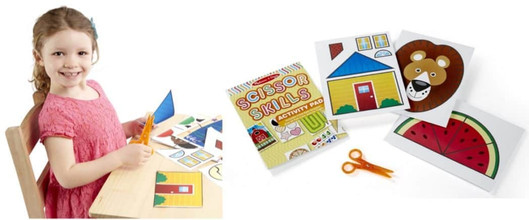 Melissa & Doug Scissor Skills Activity Book Only $4.99 (Was $19.54) **Best Seller**