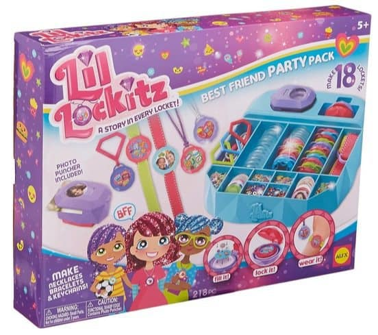 Lil Lockitz Best Friend Party Pack $8.89 (Was $40)