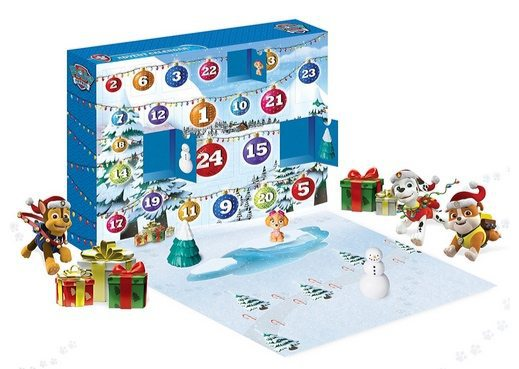 Paw Patrol Look-Out-Advent Calendar $24.99