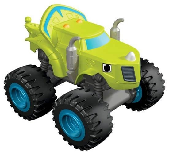 Fisher-Price Nickelodeon Blaze and the Monster Machines Zeg Vehicle Only $3.82 (Was $9.28)