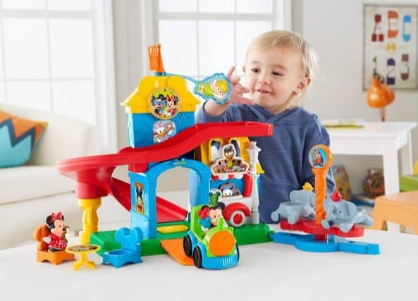 Little People Magical Day at Disney Playset $30.80 <br>(Was $60)