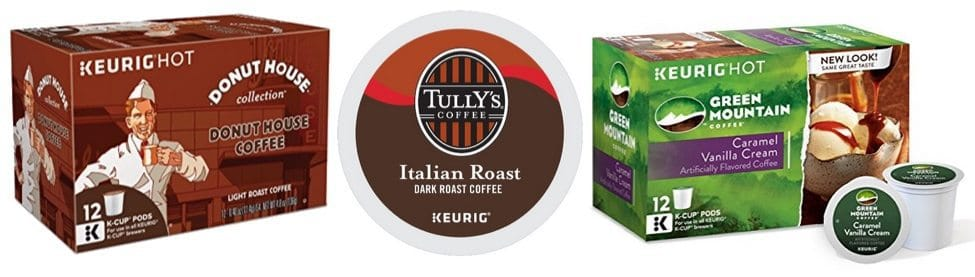 Additional 20% Off K-Cups Coupon ~ as low as 32¢ per K-Cup!