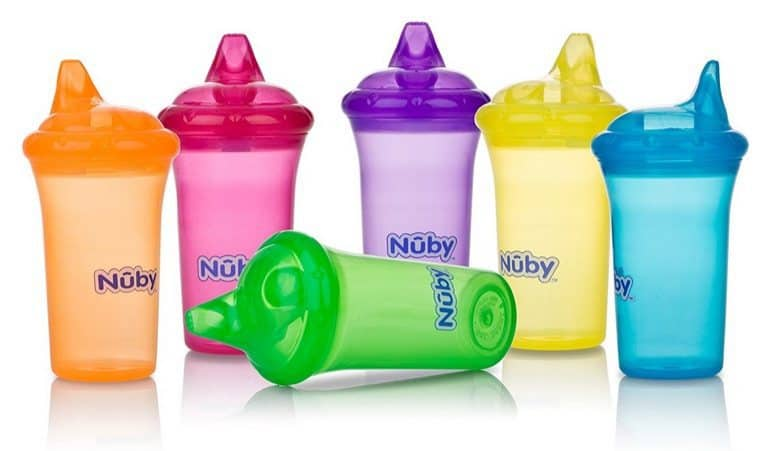 Nuby No-Spill Cup Only $1.62