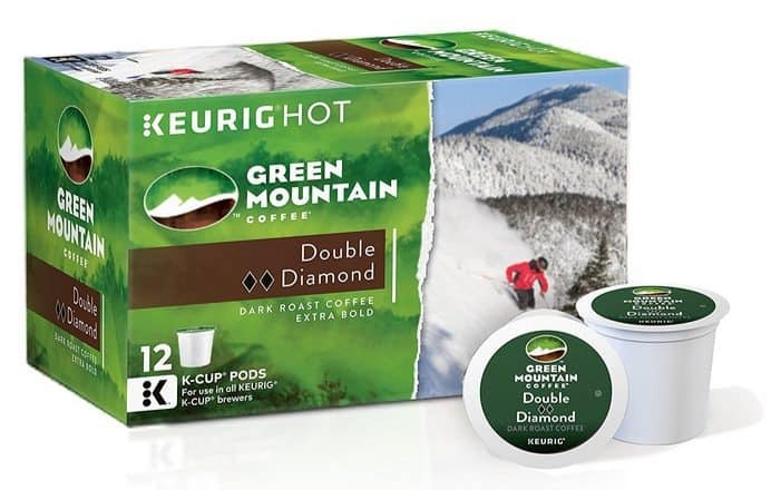 Green Mountain 72 Count K-Cups $16.61 - Only 23¢ Per K-Cup or Less!