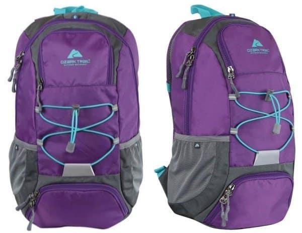 Ozark Trail Venturer Youth Pack Only $7