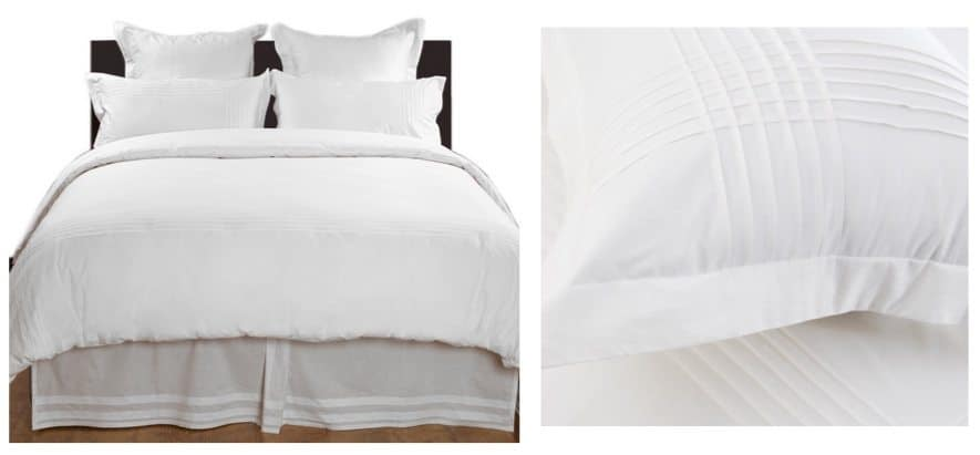 100% Egyptian Cotton 3 Piece Queen Duvet Cover Set Only $33.75 (Was $80) **Today Only**