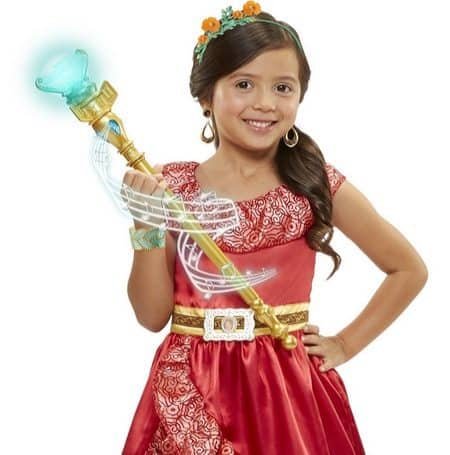 Disney Elena of Avalor Magical Scepter of Light with Sounds Only $13.99