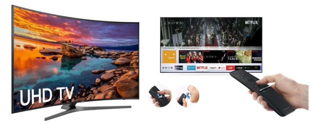 Samsung Curved 65-Inch 4K Ultra HD Smart LED TV $999.99 Delivered (Was $1,949.99) **Today Only**