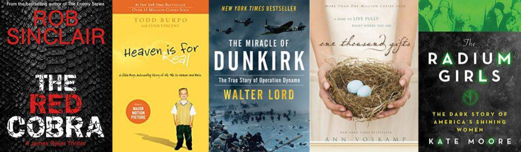 Up to 90% Off Kindle Reads this Labor Day **Today Only**