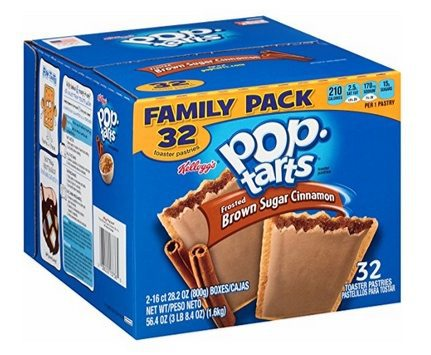 32 Frosted Brown Sugar Cinnamon Pop-Tarts $4.97 Shipped