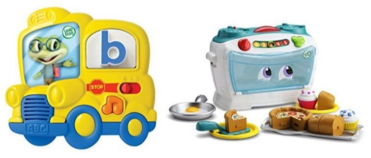 Buy 1 Get 1 40% OFF Leapfrog Preschool and Infant Toys