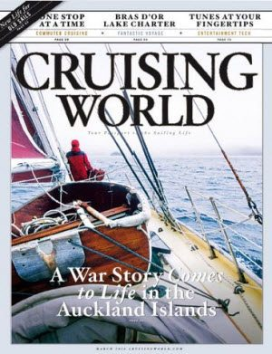 Free Subscription to Cruising World Magazine and More!