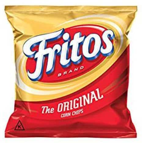 Fritos Original Corn Chips, 1 Ounce (Pack of 40) Only $11.88