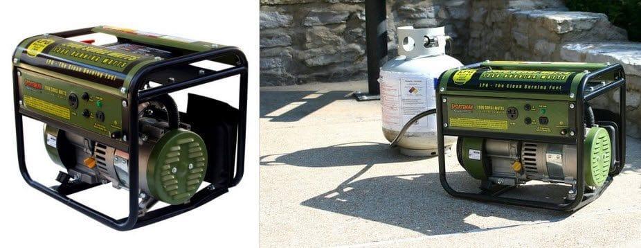 Sportsman 2,000 Watt Generator $169 Shipped
