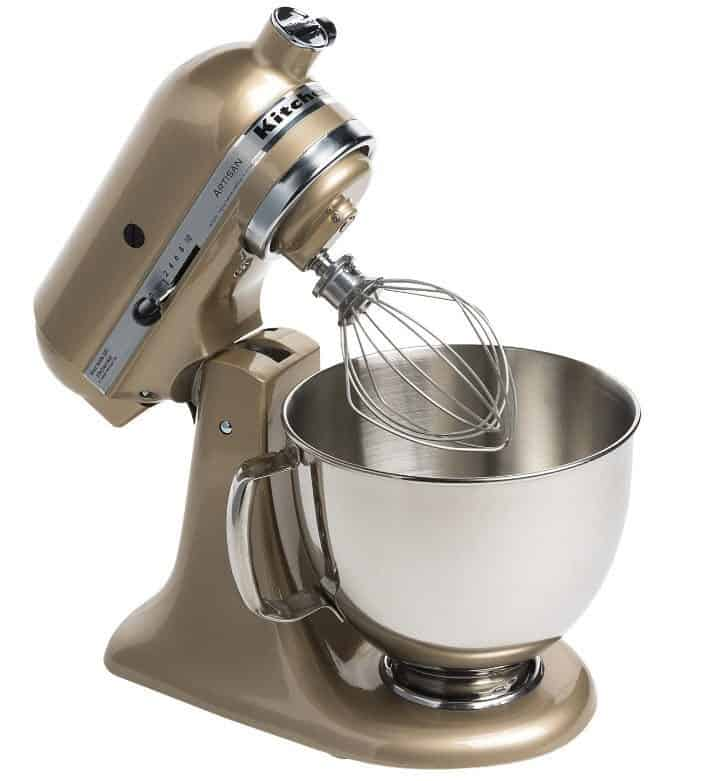 Kitchenaid Artisan Series 5 Qt Stand Mixer Only 199 Shipped