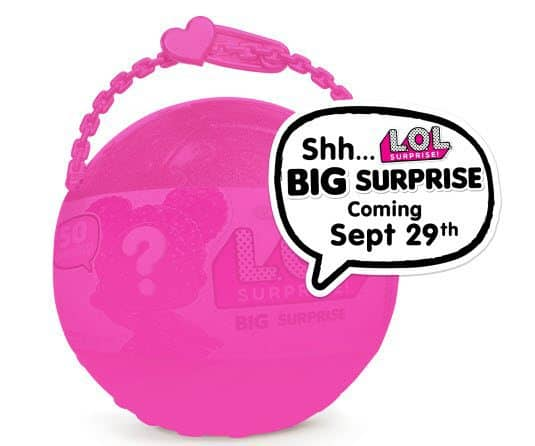 Pre-Order LOL Surprise Big Surprise Ball $69.99 **HOT TOY**