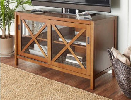 10 Spring Street Winslow Media Cabinet ONLY $75 Shipped (Was $200)