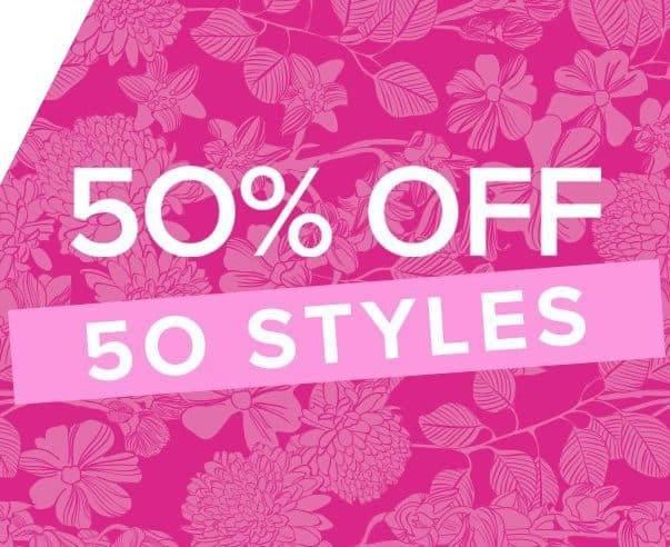 Vera Bradley Sale: 50% Off 50 Styles + Free Shipping