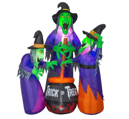 Halloween Inflatables & Decorations 50% Off at Home Depot **Pick Up Today**