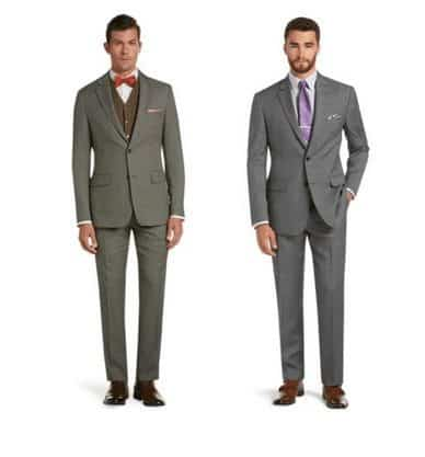 JOS A Bank Tailored Suit Clearance - ONLY $69 Shipped