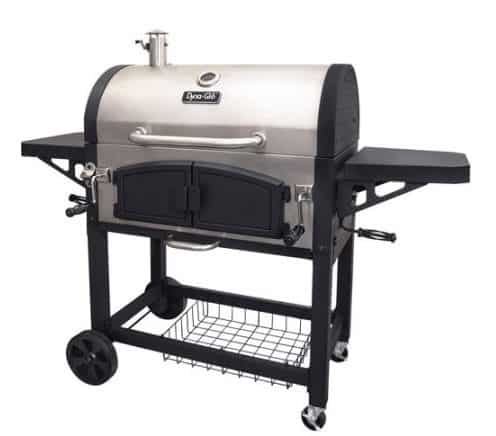 Dyna-Glo Dual Zone Premium Charcoal Grill ONLY $86 (Was $300)