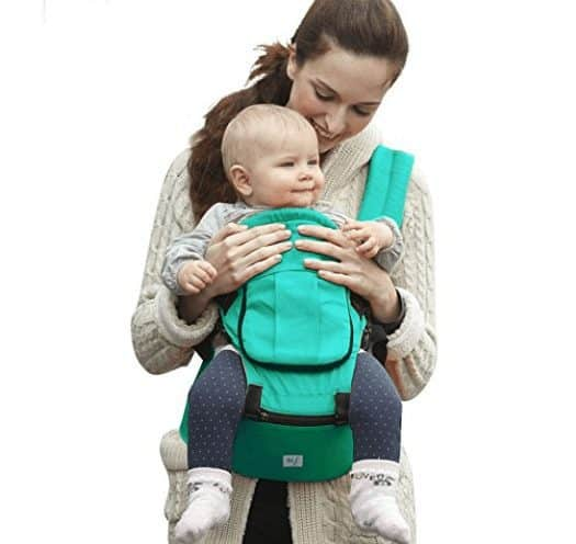 BabySteps Ergonomic Baby Carrier with Hip Seat $29.99 (Was $80)