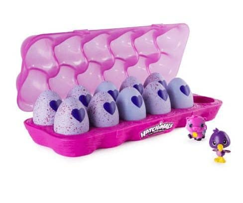 Hatchimals CollEGGtibles 12-Pack Egg Carton $18