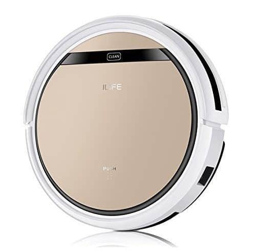 ILIFE V5S Robot Vacuum Cleaner $119.99 (Was $200)